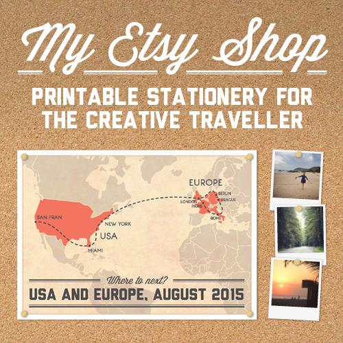 Polkadot Stationery Etsy Shop