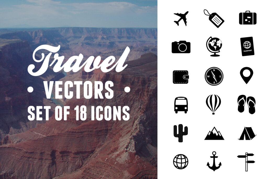 Travel-Vectors