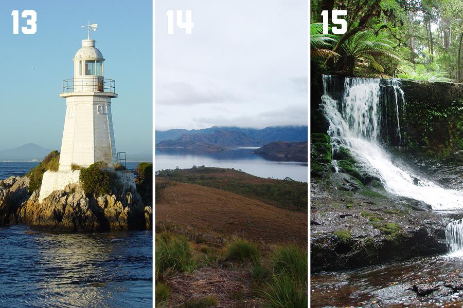 West Coast + Midlands, Tasmania
