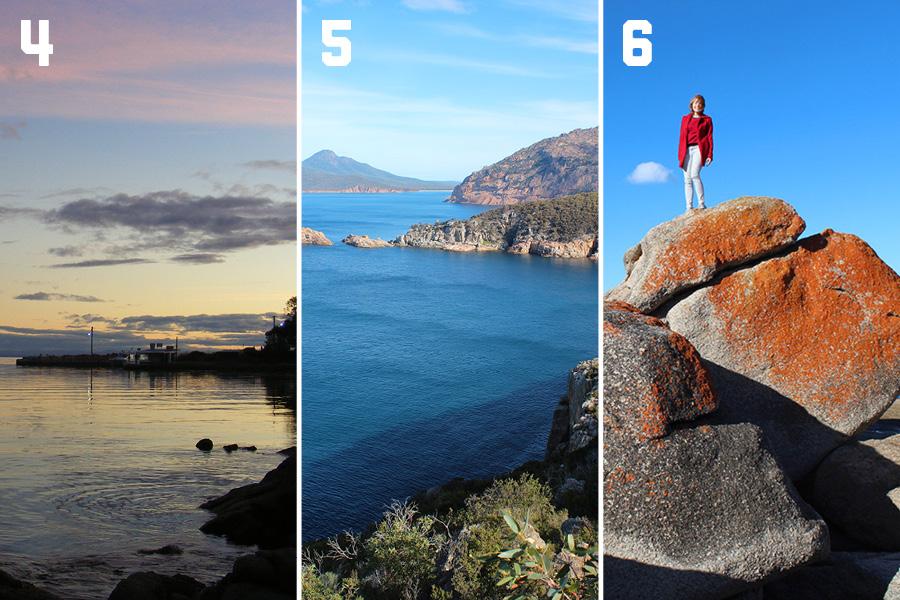 Tasmanian East Coast