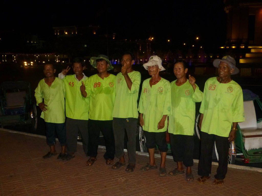 Meet the locals in Cambodia