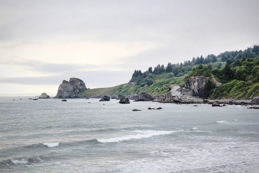 Pacific Coast, California