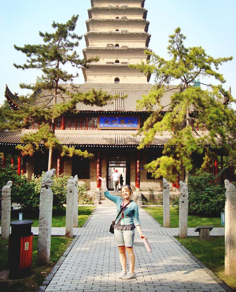 Xian Pagoda, China