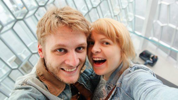 A sort of soppy travel love story