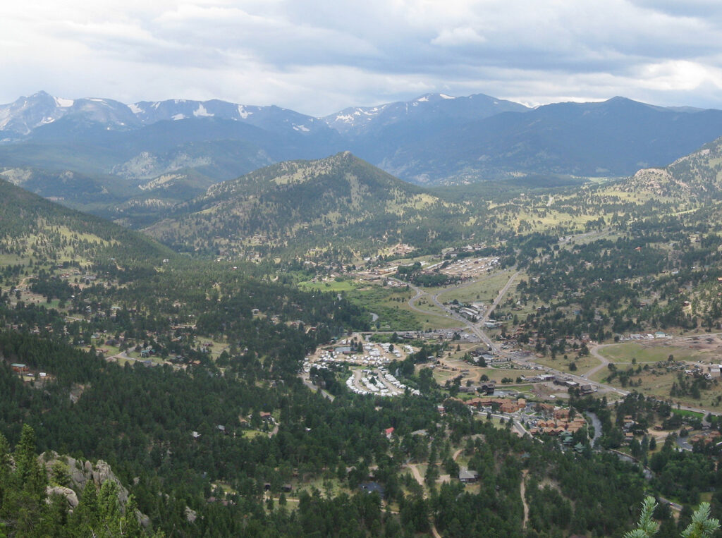 Estes, Rocky Mountain National Park