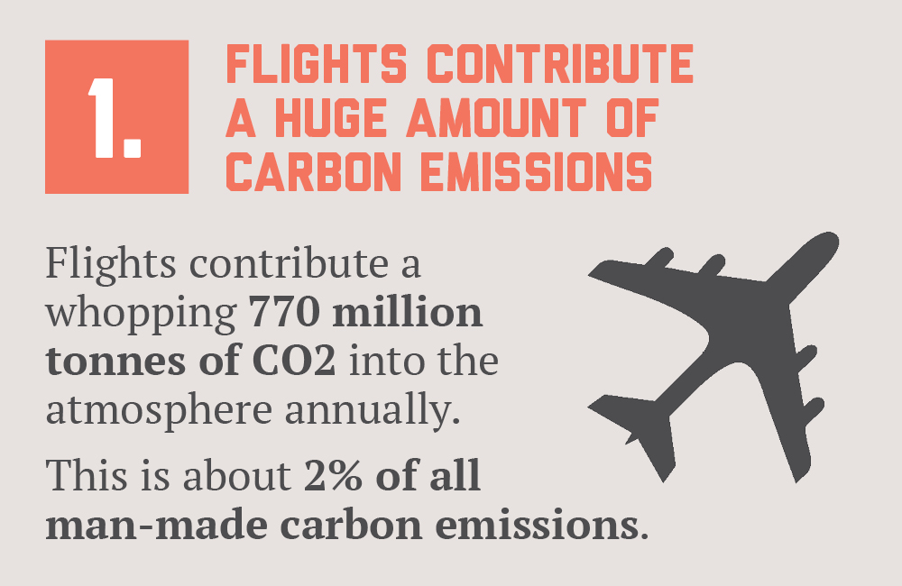 Carbon offset your flights