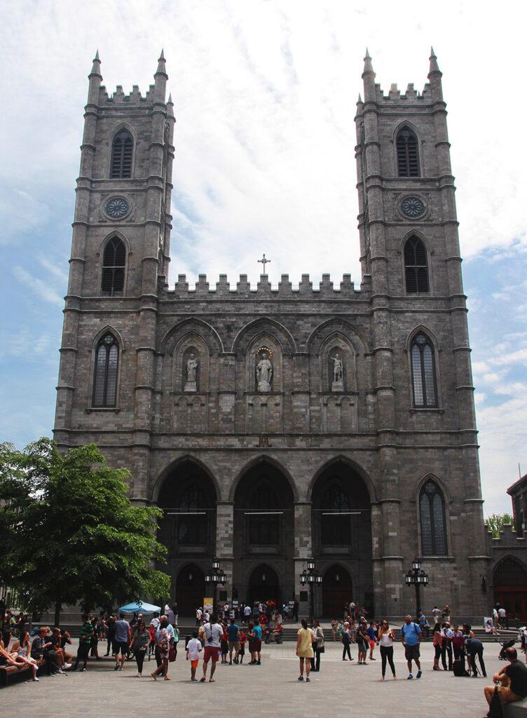 Place d'Armes, Montreal