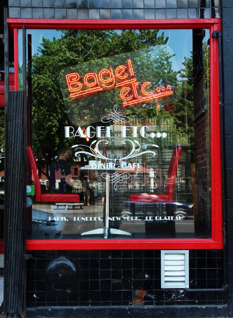 Montreal Bagel