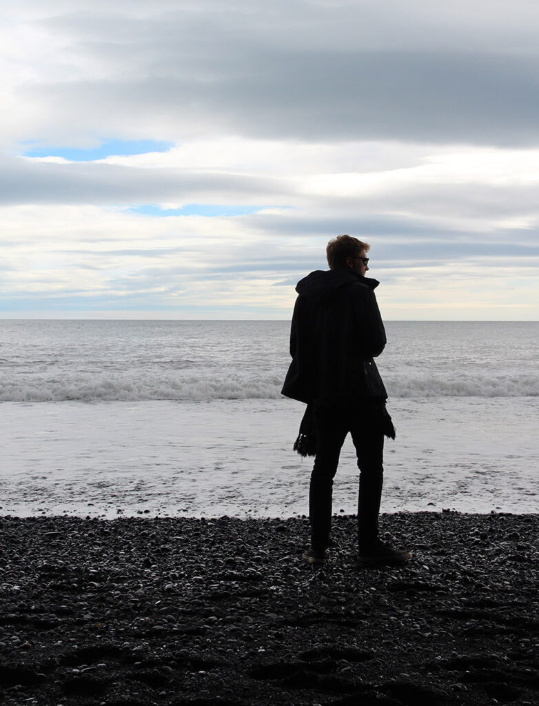 Experiences in Iceland: Black Sand Beach