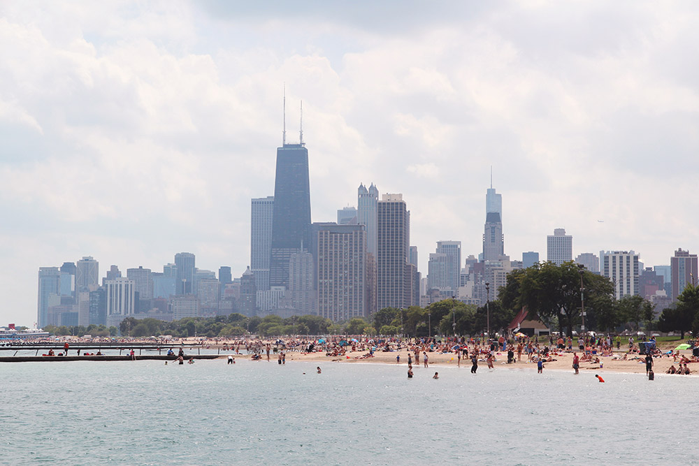 North Ave Beach, Chicago