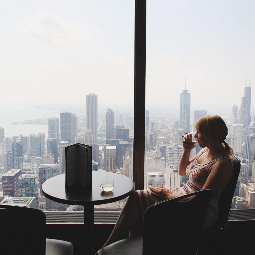 The Signature Room, Chicago