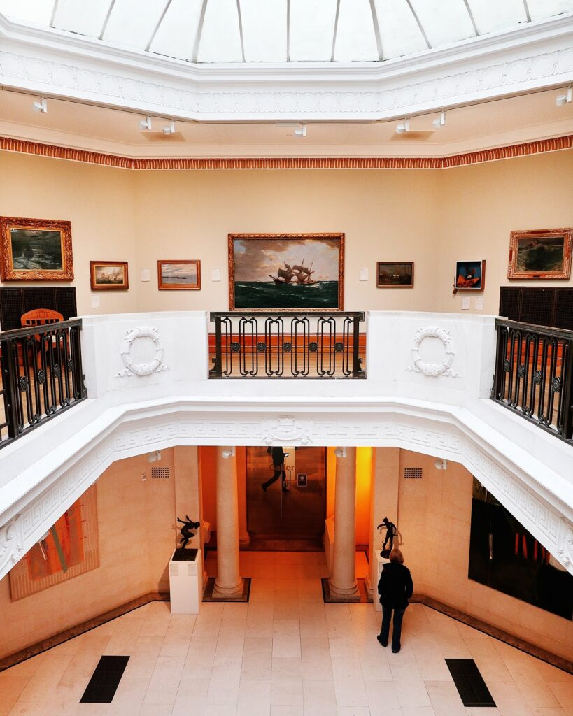 Ferens Art Gallery, Hull UK