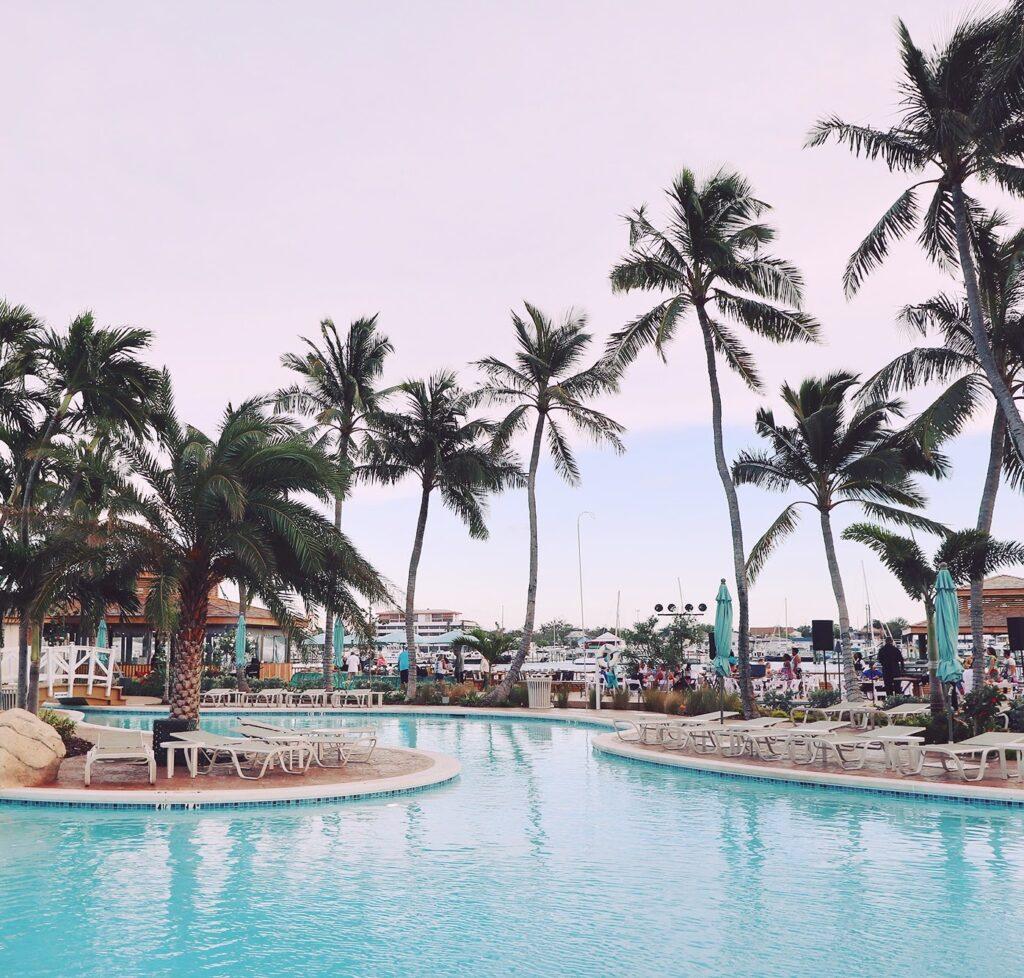 Warwick Paradise Island, Nassau Bahamas