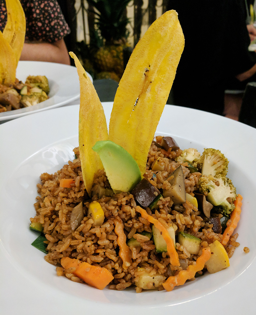 Food in Cartagena, Colombia