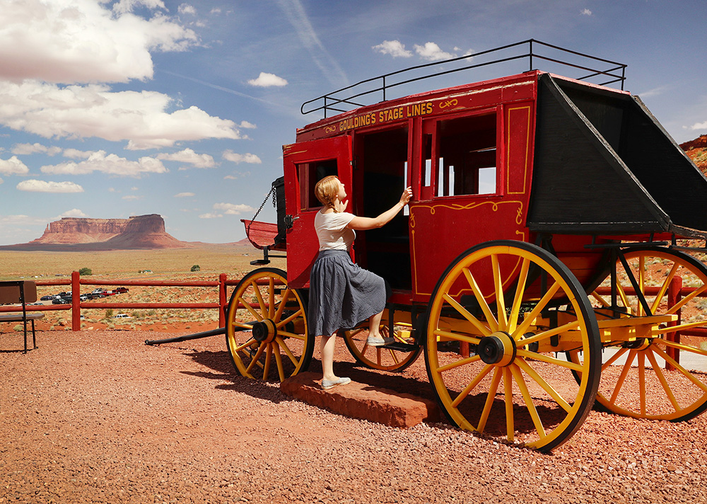 Goulding's Lodge, Monument Valley
