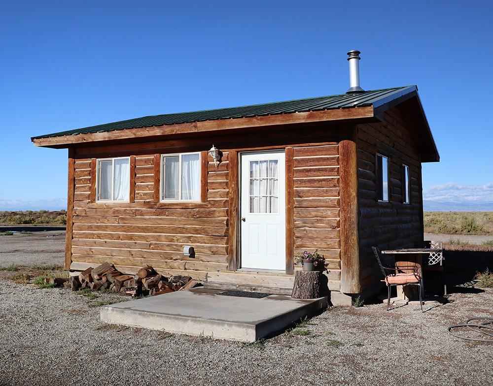 Wood Cabin, Colorado