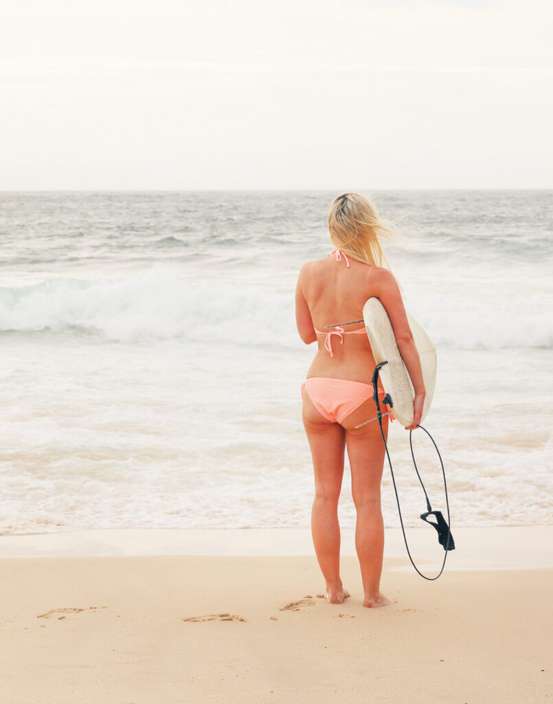 Dreamy beach photos - Bondi Beach