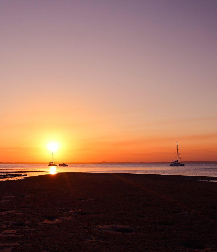 Kingfisher Bay, Fraser Island