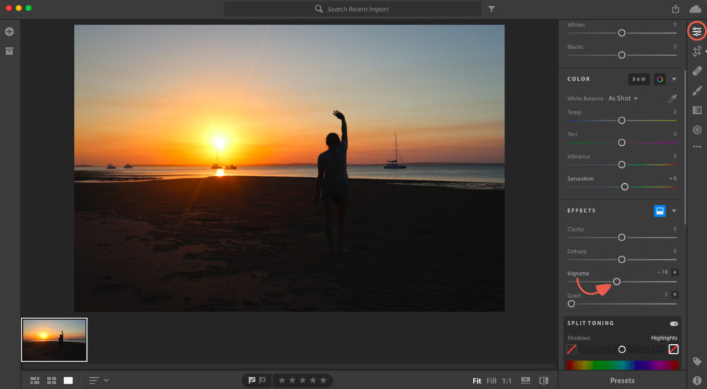 Lightroom editing tips for travel photos