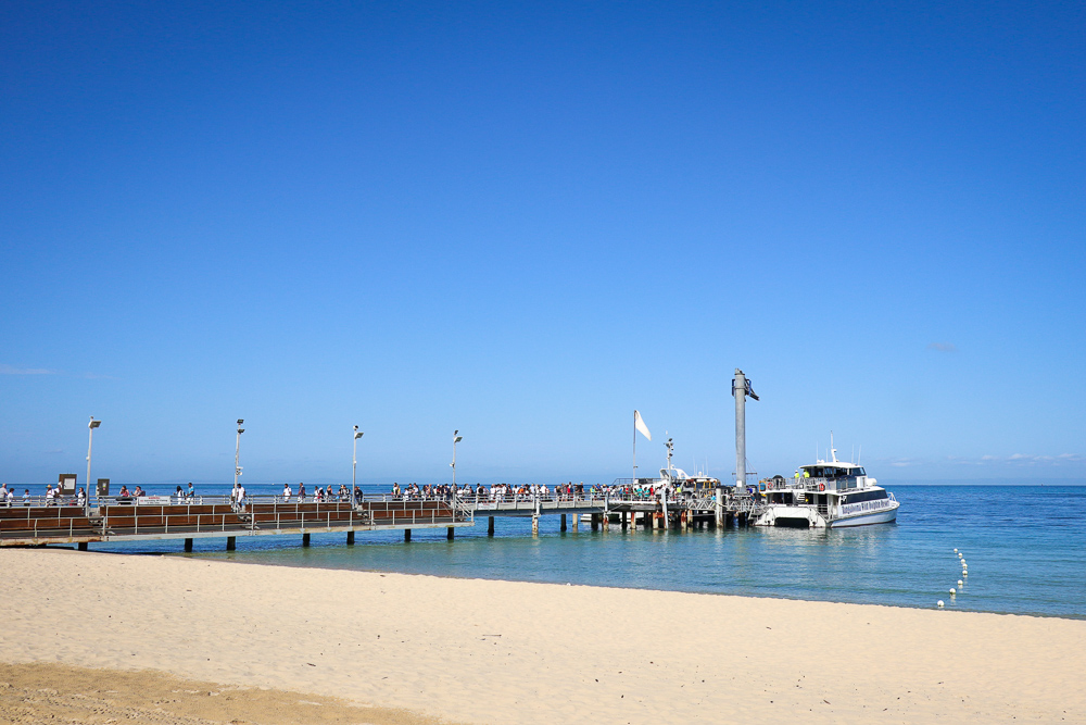 Getting to Tangalooma