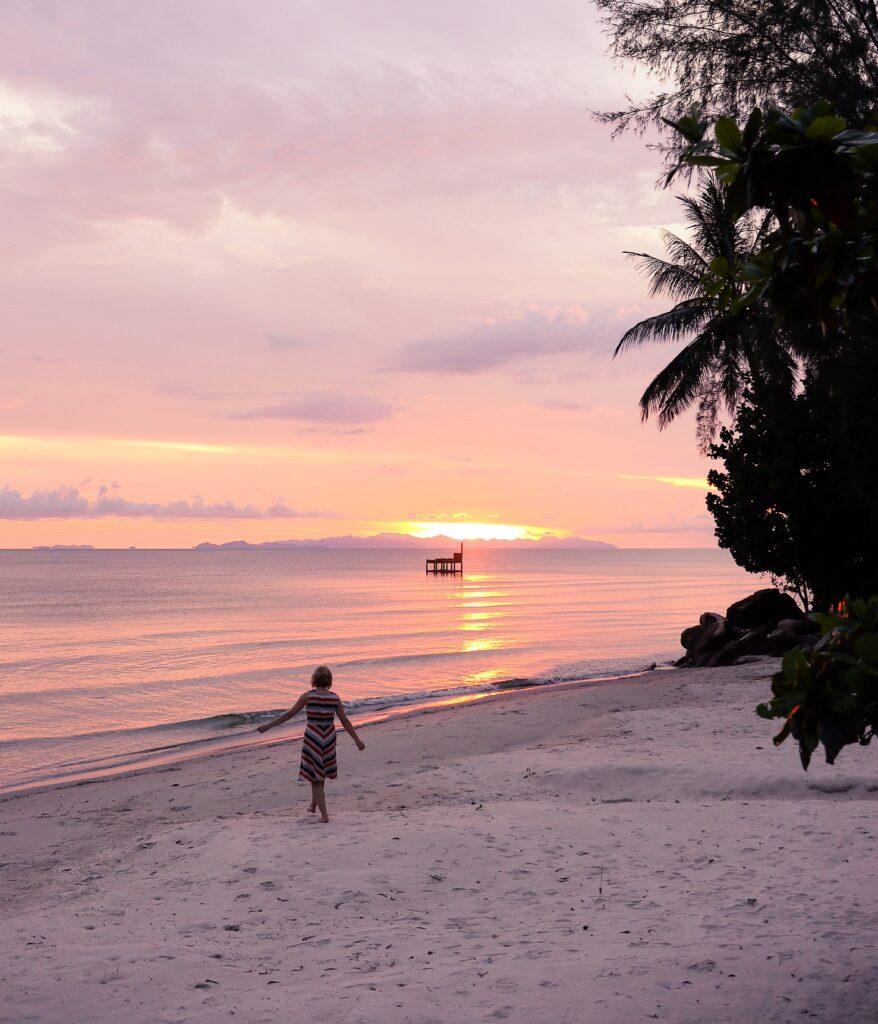 Mango Beach Resort, Thailand