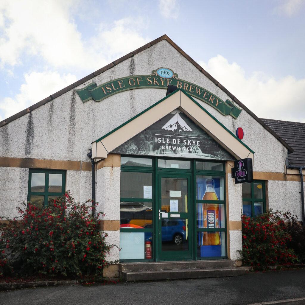 Isle of Skye Brewing Co, Scotland