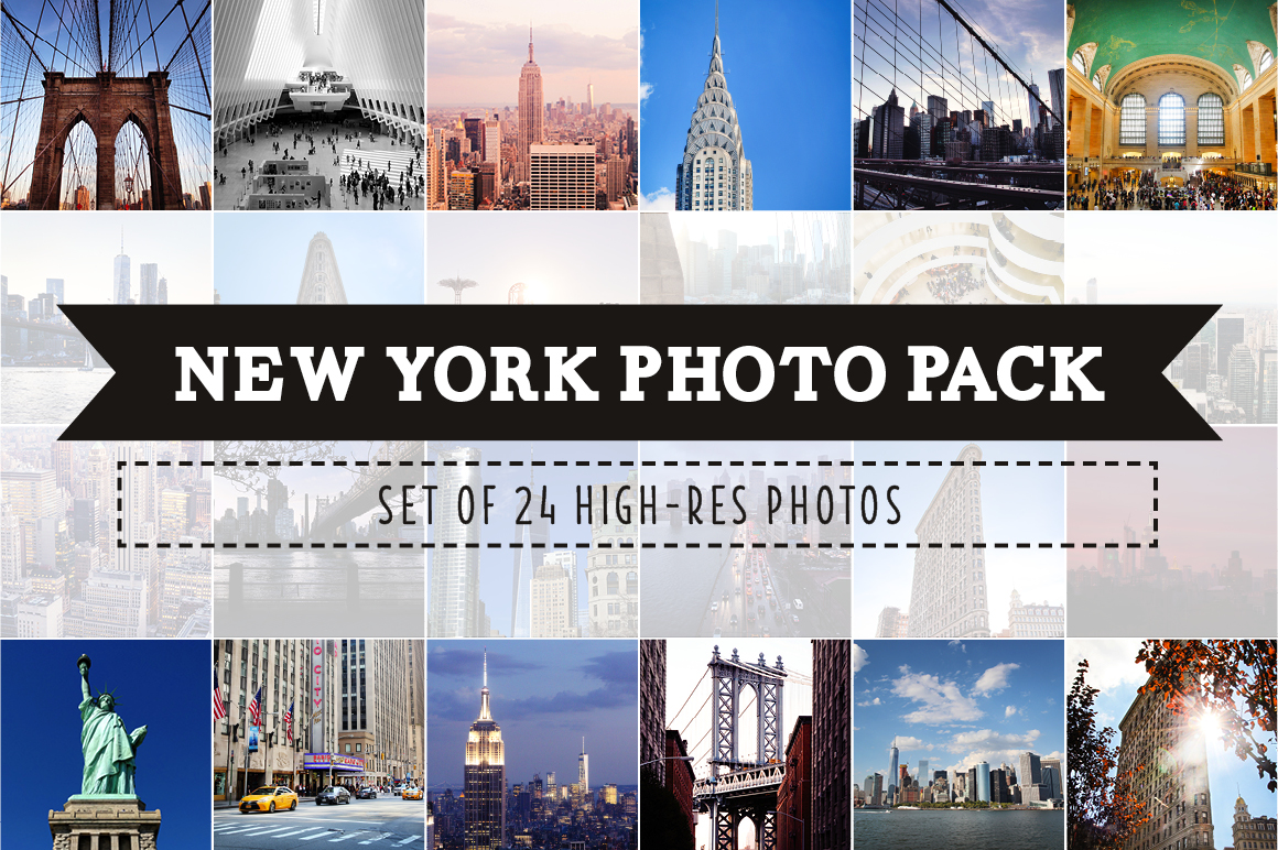 New York City Photo Pack