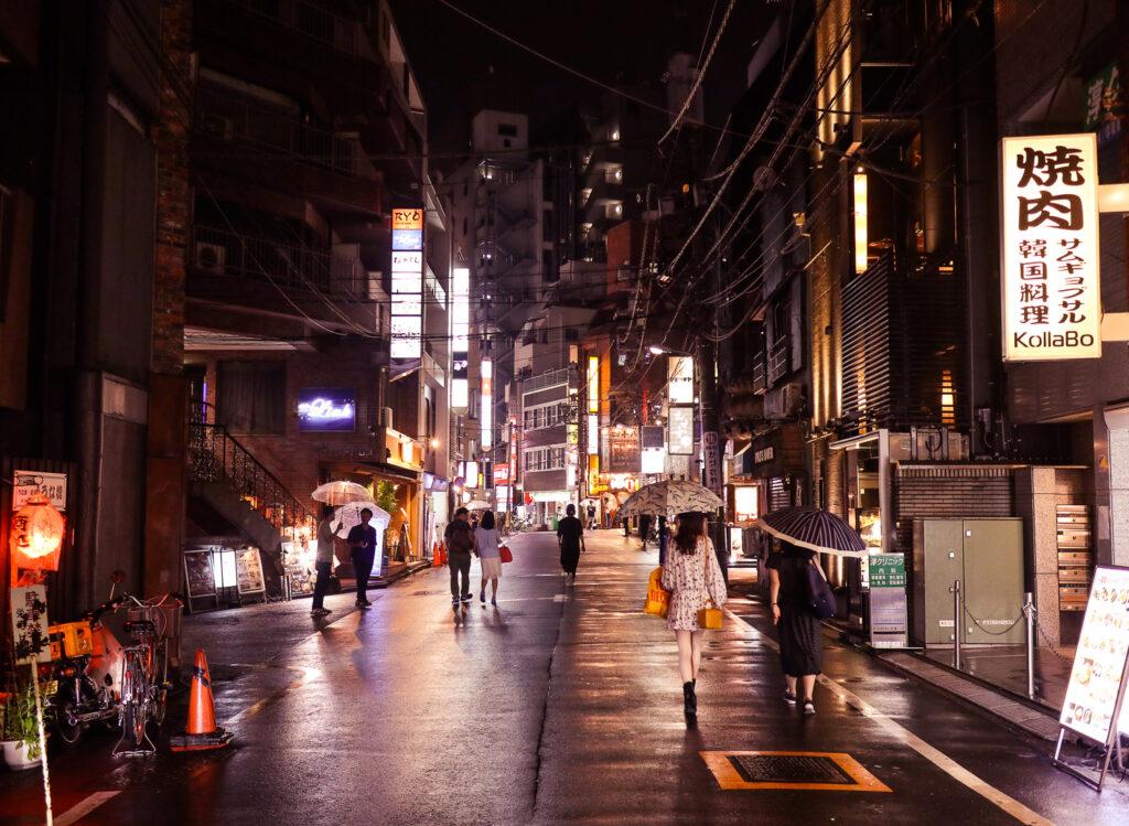 Ebisu, Tokyo, Japan