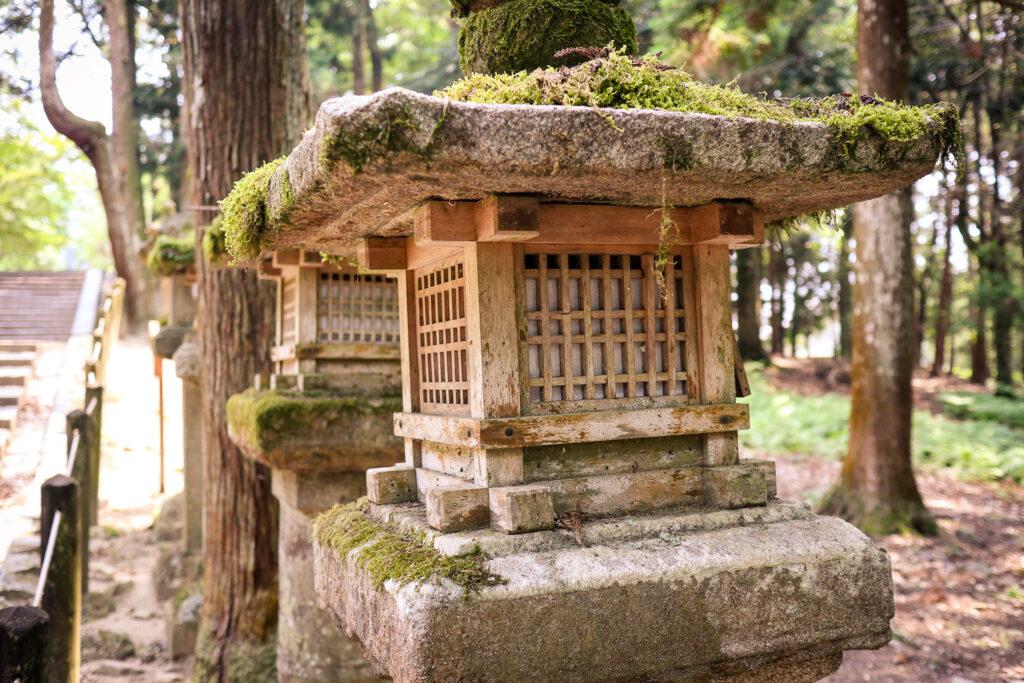 Kasuga-taisha Shinto Shrine, Nara, Japan