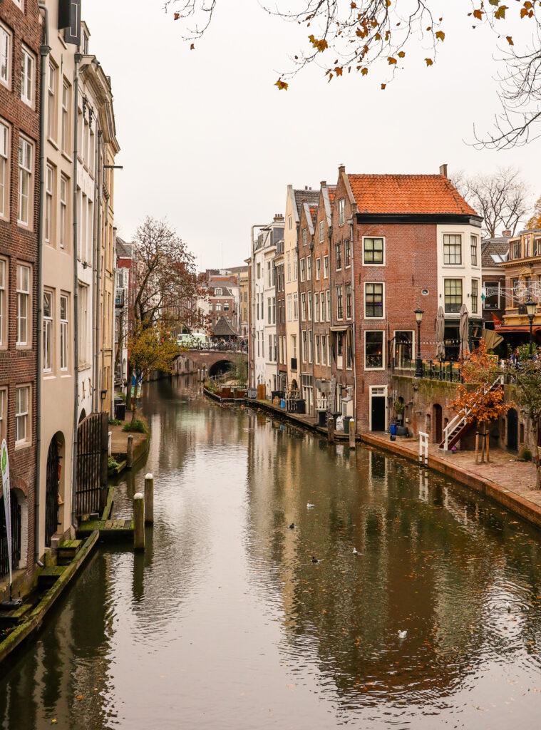 Oudegracht (Old Canal), Utrecht