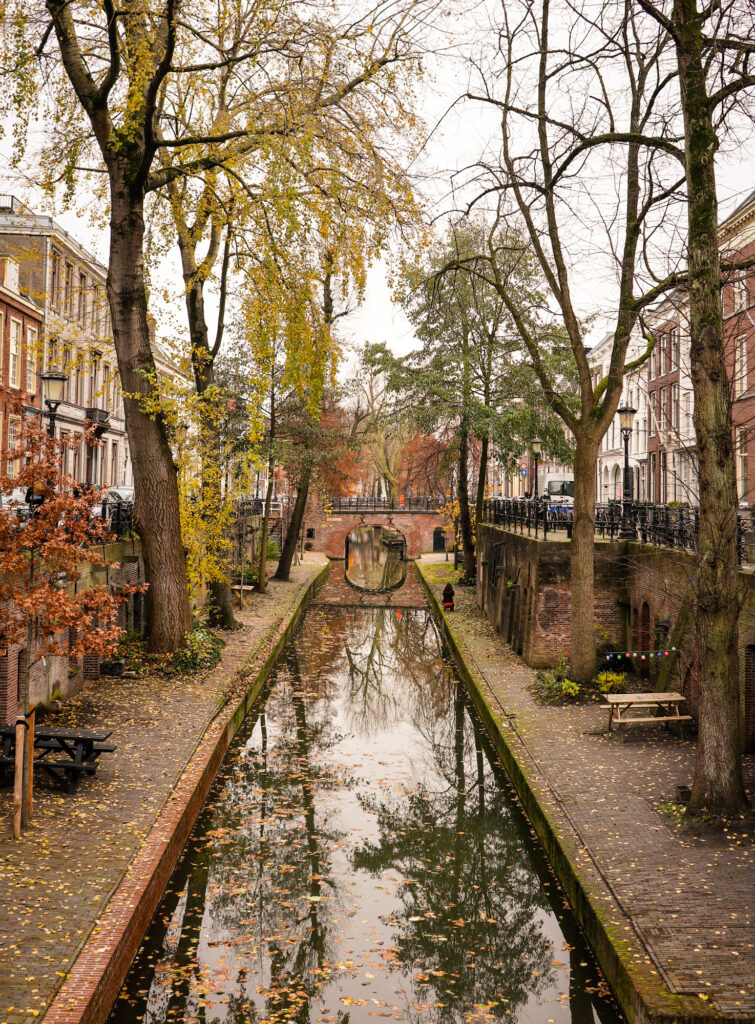 Nieuwegracht (New Canal), Utrecht