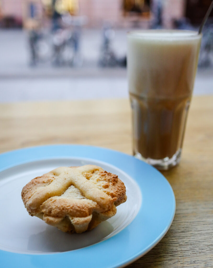 Leipziger Lerche pastry